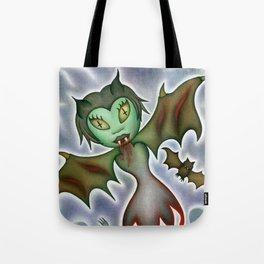 Tilda: Blood Elemental Tote Bag