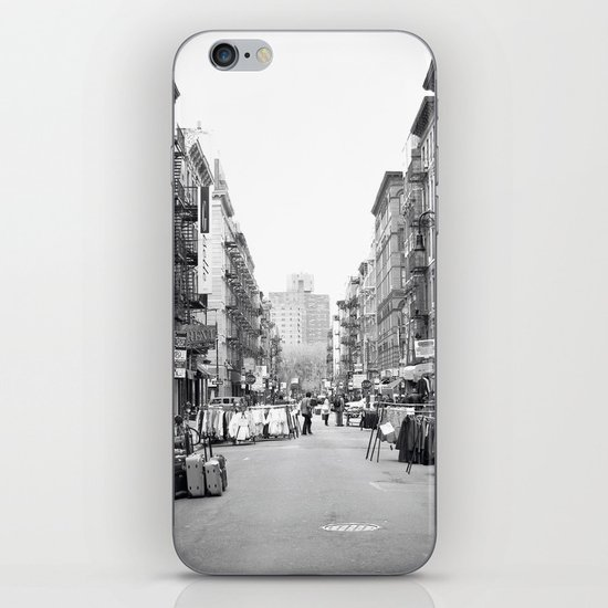 Lower East Side Market iPhone & iPod Skin