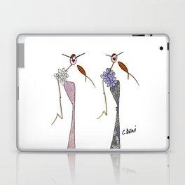 Fanny & Diana Laptop & iPad Skin
