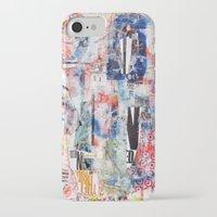 chicago bulls iPhone & iPod Cases featuring Bulls Eye by Denzel Boyd