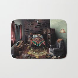 Sweet Dreaming Bath Mat