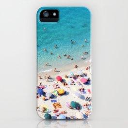 Pebbly Sunbake iPhone Case