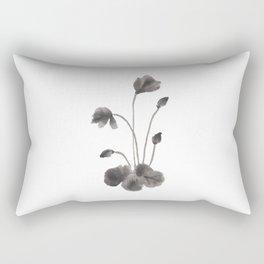 Ink flower Rectangular Pillow