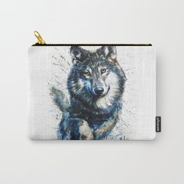 Gray Wolf - Forest King Carry-All Pouch