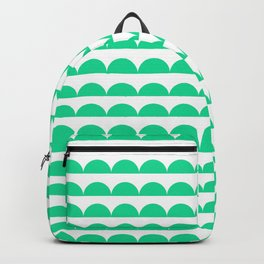 BREE ((emerald green)) Backpack