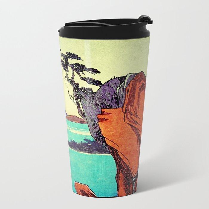 Waking from Winter Metal Travel Mug