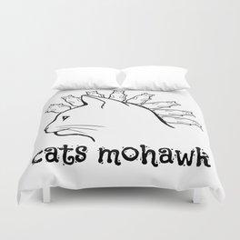 Cats Mohawk Duvet Cover