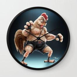 KFC Fighter Wall Clock