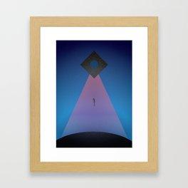 Embrace It. Framed Art Print