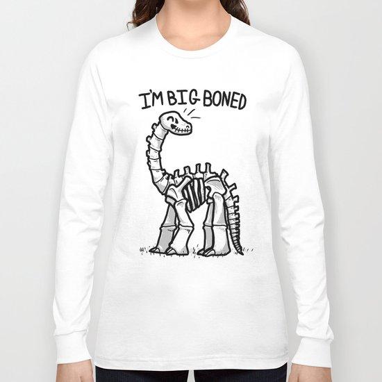 Big Boned Long Sleeve T-shirt