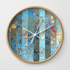 Metal Mania 19 Wall Clock