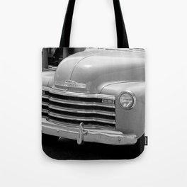 Chevrolet Advance 1948 Tote Bag