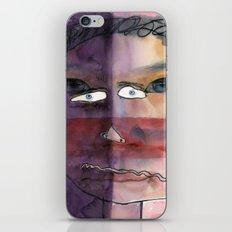 I feel shy iPhone Skin