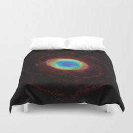 Ring Nebula Duvet Cover