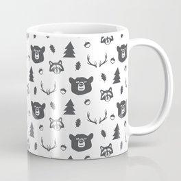 Woodland Creatures Coffee Mug