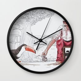 Misiones Wall Clock
