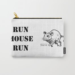 Run Mouse Run Carry-All Pouch