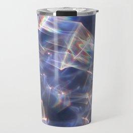 Glassy Refraction 2 Travel Mug