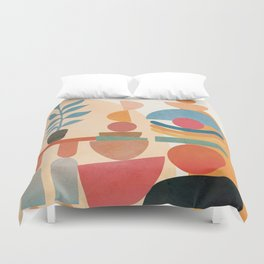 Modern Abstract Art 73 Duvet Cover