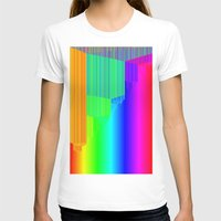 pivot T-shirts featuring R Experiment 4 (quicksort v2) by X's gallery