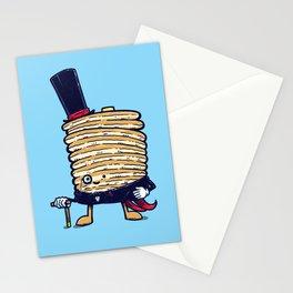 Fancy Captain Pancake Stationery Cards