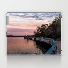 The Boardwalk at Lady Bird Lake Laptop & iPad Skin