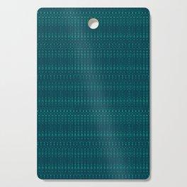 Pattern Design #001 Cutting Board