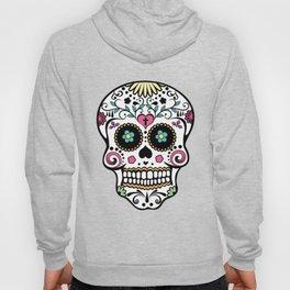 Sugar Skull Mexican Hoody