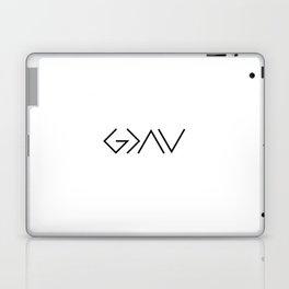 God is Greater Laptop & iPad Skin