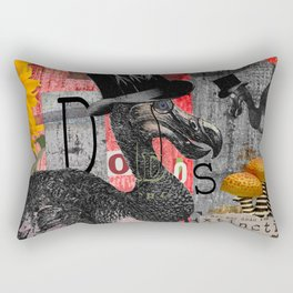 Dada Dodos Rectangular Pillow