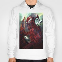 carnage Hoodies featuring Carnage by corverez
