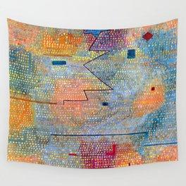 Paul Klee Rising Star Wall Tapestry