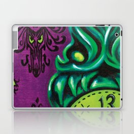 "Disneyland Haunted Mansion inspired ""Wall-To-Wall Creeps No.3""  Laptop & iPad Skin"