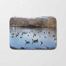 Geese Bath Mat