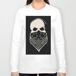 Cover your Mouth Long Sleeve T-shirt