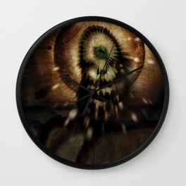 The Introspective Wall Clock