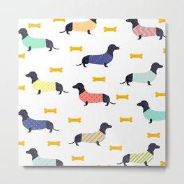 Give a dog a bone Metal Print