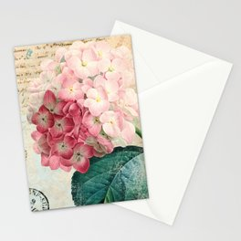Vintage Flower #8 Stationery Cards