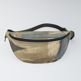 Vintage William Blake painting Fanny Pack