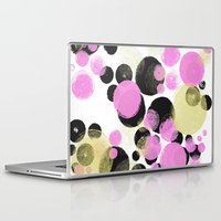popart Laptop & iPad Skins featuring Popart No.4 by soupdesign