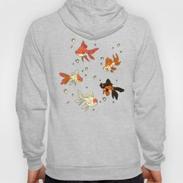 Goldfish Pattern Hoody