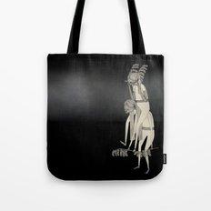 Go straight Tote Bag