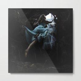 Escape From Wonderland Metal Print