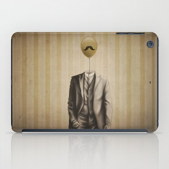 Mr. Whiskers iPad Case
