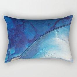 Divided Unity Rectangular Pillow