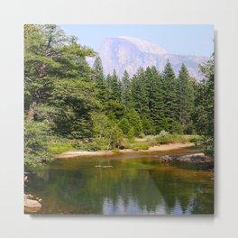 El Capitan Yosemite Metal Print