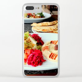West Coast Middle Eastern Clear iPhone Case