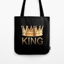 King Royalty  Tote Bag