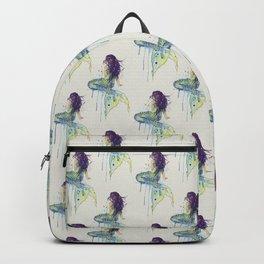 Mermaid - Natural Backpack
