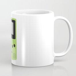 Gameboy Colour Green Coffee Mug